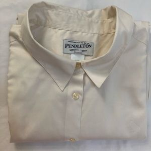 Pendleton LS Dress Blouse